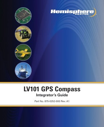 LV101 GPS Compass Integrator's Guide