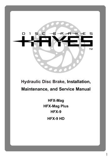 Twin disc hp 300 600 service manual morbark hydraulic disc brake installation maintenance and service manual publicscrutiny Image collections