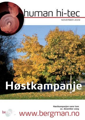 NoVemBeR 2009 - Bergman-net