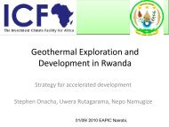 Geothermal Exploration and Development