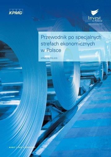 Przewodnik po specjalnych strefach ekonomicznych w Polsce