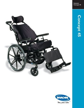 Concept 45 Brochure
