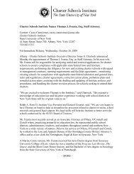 Charter Schools Institute Names Thomas J. Franta, Esq. Staff Attorney