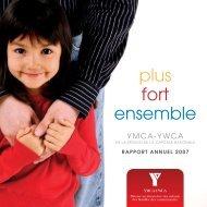 plus fort ensemble - YMCA-YWCA National Capital Region