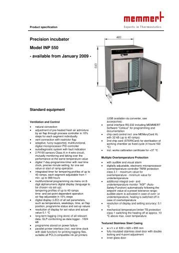 thermo scientific precision oven manual
