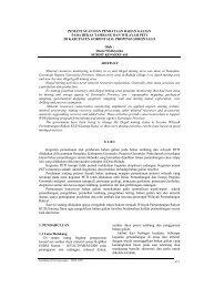 47. konservasi - gorontalo, gorontalo.pdf - Pusat Sumber Daya ...
