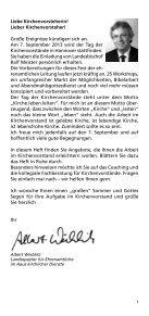 2. Halbjahr 2013 Angebote für Kirchenvorstände - Seite 3