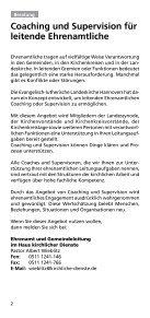 2. Halbjahr 2013 Angebote für Kirchenvorstände - Seite 4