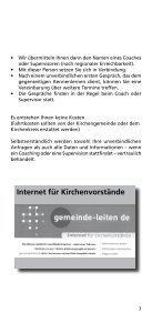 2. Halbjahr 2013 Angebote für Kirchenvorstände - Seite 5