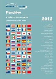Franchise - Frauen im Franchising