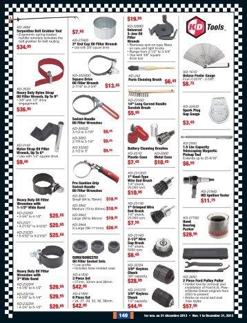 kd tools - G2S Equipment