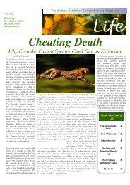 Life. Issue 9 - Sutton Grammar School