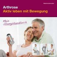 Arthrose Aktiv leben mit Bewegung - Mein Schmerzportal