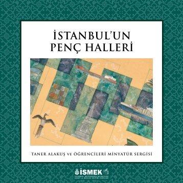 istanbul'un penç halleri - İSMEK - İstanbul Büyükşehir Belediyesi