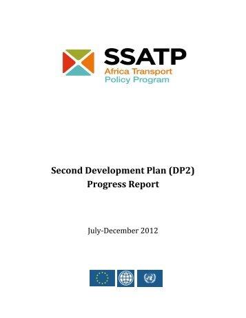 Second Development Plan (DP2) Progress Report - World Bank