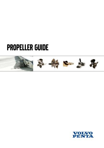 PROPELLER GUIDE - BM Marine Service A/S