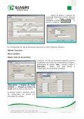 Lançamento de Compras COMPROR - Siagri - Page 3