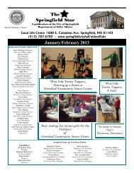 January/February 2013 - City of Springfield