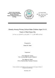 Obesity Among Primary School Male Children Aged 10-12 Years in ...