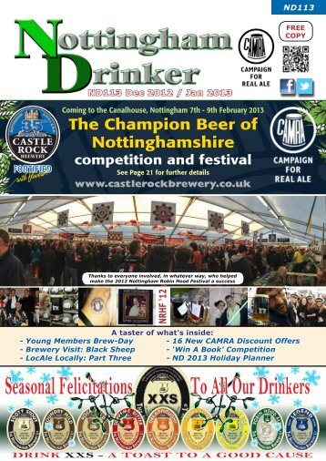 Dec/Jan 2013 PDF - Nottingham CAMRA