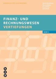 finanz- unD REchnungsWEsEn VERtiEfungEn - h.e.p. verlag ag, Bern
