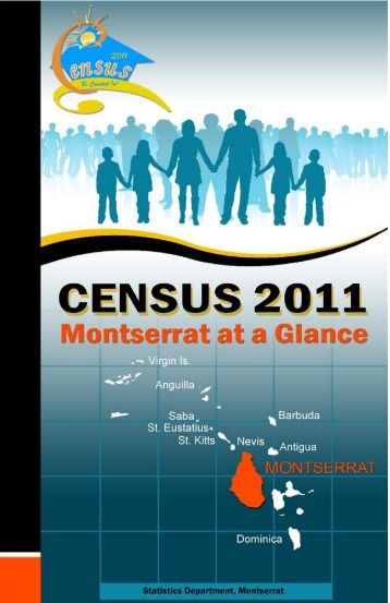 Censuses, the 2011 - Government of Montserrat