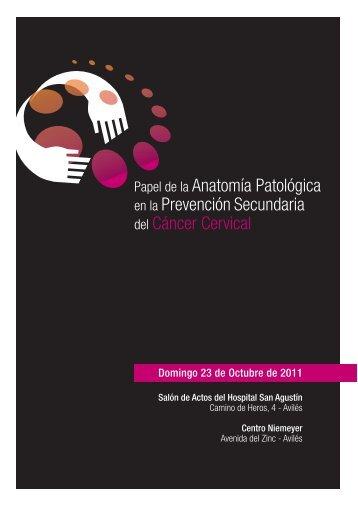 Programa Científico - Sociedad Española de Anatomía Patológica