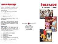Bullying & Cyberbullying - The Health Plan