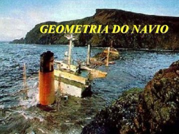 4. Geometria do Navio