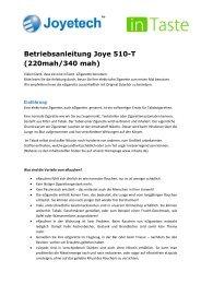 Anleitung 510-T.pdf - inTaste