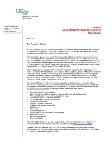 ucsf letter of recommendation - Monza berglauf-verband com