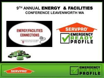 Emergency-Ready Profile - WSU Conference Management