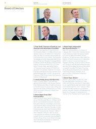 Board of Directors - Savills
