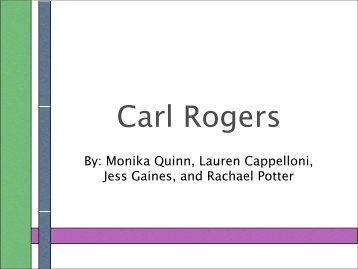 Rogers project - LS Home Page
