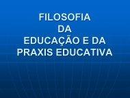 filosofia da educação iii - Drb-assessoria.com.br