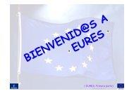 BIENVENID@SA EURES