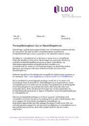 Les ombudets veiledning om vernepliktloven. - Likestillings- og ...