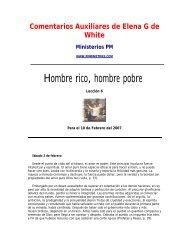 White PDF - Ministerios PM