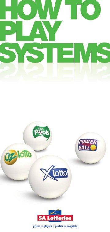 How to play - SA Lotteries