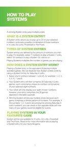 How to play - SA Lotteries - Page 2