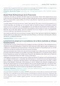 Restons informés ! - GLOBE Network - Page 2