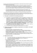 MINISTRY OF SOCIAL AFFAIRS INVITATION TO TENDER - Page 3