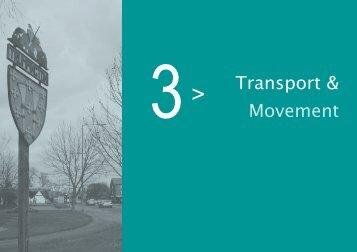 Transport & Movement - Cambridge City Council