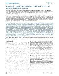 Download PDF - Genome Sequencing Centre - Leibniz Institute for ...