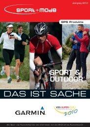 GPS Produkte - Sport + Mode
