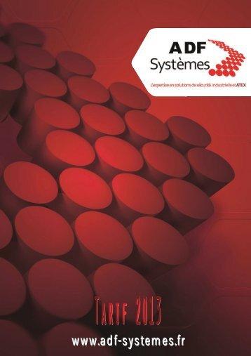 Une situation stratégique - ADF Systèmes