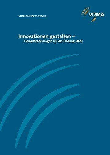 Innovationen gestalten – - VDMA