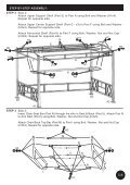ITEM NAME : Two Person Gazebo Swing SKU ... - Hayneedle - Page 5