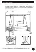 ITEM NAME : Two Person Gazebo Swing SKU ... - Hayneedle - Page 7