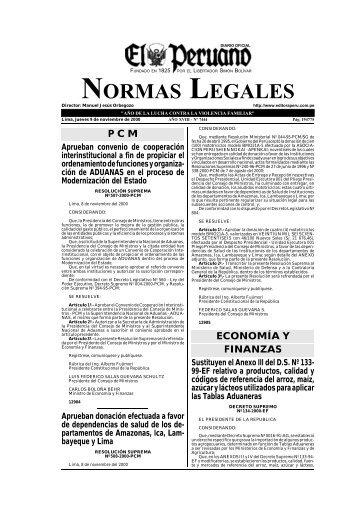 ORDENANZA Nº 029-2000 - Municipalidad de La Molina